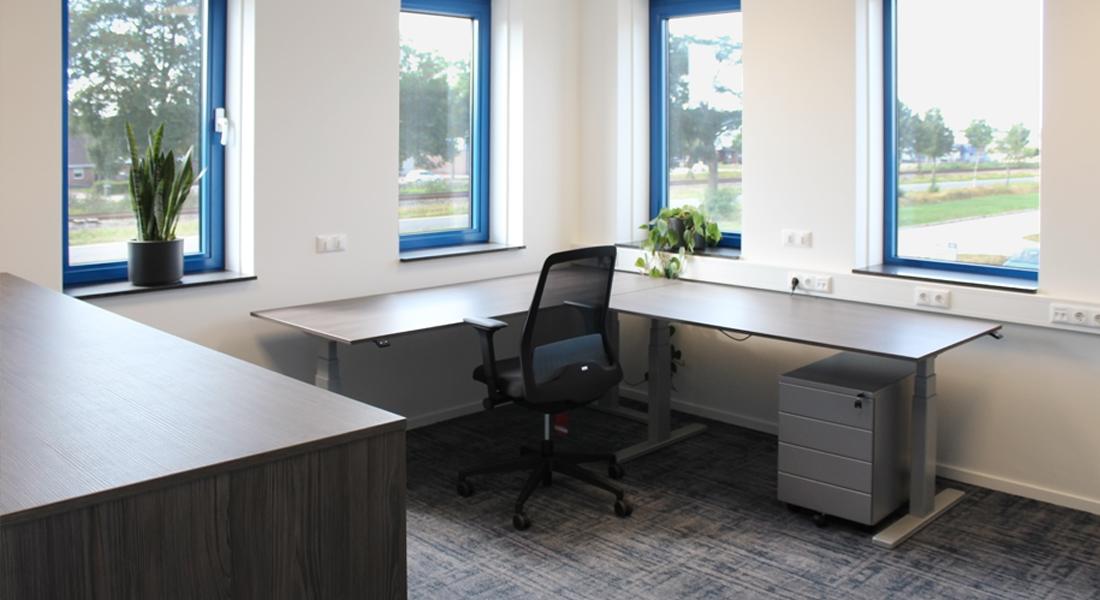 Inrichting kantoor Casco Bouw in Staphorst