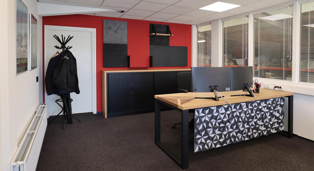 Inrichting kantoor Schreuder Zwolle